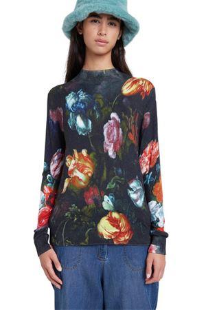 DESIGUAL Pullover Woman Model TREVISO DESIGUAL | Pullover | 20WWJFBP2000