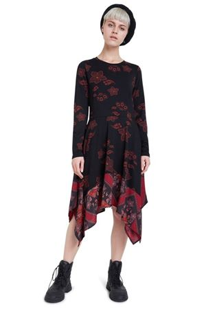 DESIGUAL Dress Woman Model CHICAGO DESIGUAL | Dress | 20WWVK563105