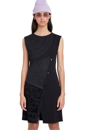 DESIGUAL Vestito Donna Modello NEW YORK DESIGUAL | Vestito | 20WWVK652000