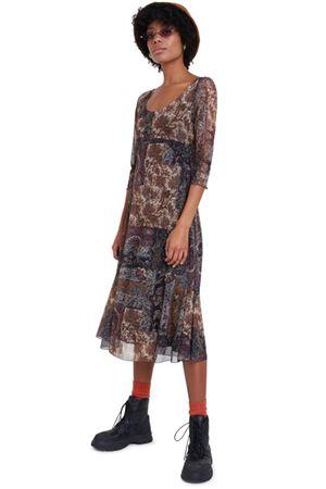 DESIGUAL Dress Woman Model KERALA DESIGUAL | Dress | 20WWVK676000