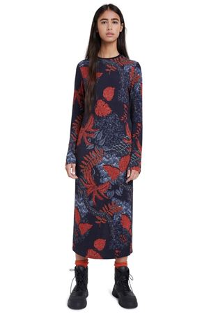 DESIGUAL Dress Woman Model DAVID DESIGUAL | Dress | 20WWVK945000