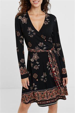 DESIGUAL Dress Woman Model SINGAPUR DESIGUAL | Dress | 20WWVK992000