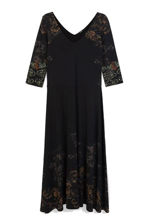 DESIGUAL Dress Woman Model VERO DESIGUAL | Dress | 20WWVKA32000