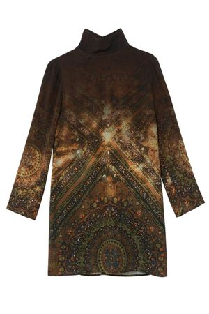 DESIGUAL Dress Woman Model BUENOS AIRES DESIGUAL | Dress | 20WWVW212000