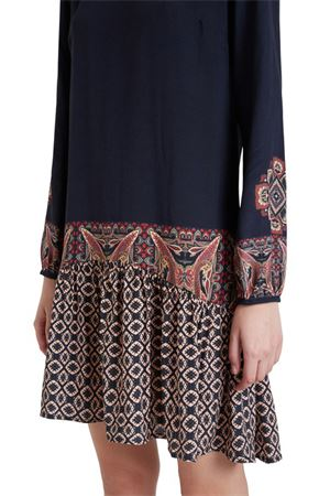 DESIGUAL Dress Woman Model PRAGA DESIGUAL | Dress | 20WWVW642000