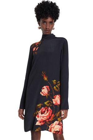 DESIGUAL Dress Woman Model MEMORY DESIGUAL | Dress | 20WWVW852000