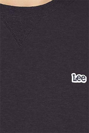 LEE Felpa Uomo Modello PLAIN CREW SWS LEE | Felpa | L81ITJ01