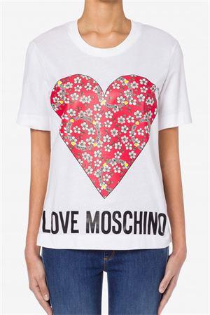LOVE MOSCHINO Women's T-Shirt LOVE MOSCHINO | T-Shirt | W4F15 2L M3876A00