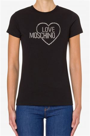 LOVE MOSCHINO Women's T-Shirt LOVE MOSCHINO | T-Shirt | W4F73 1H E1951C74