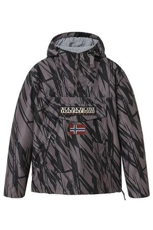 NAPAPIJRI Men's Rainforest Poket Print Jacket NAPAPIJRI | Jacket | NP0A4EGWF1J1