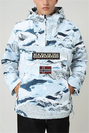 NAPAPIJRI Men's Rainforest Poket Print Jacket NAPAPIJRI | Jacket | NP0A4EGWF2K1