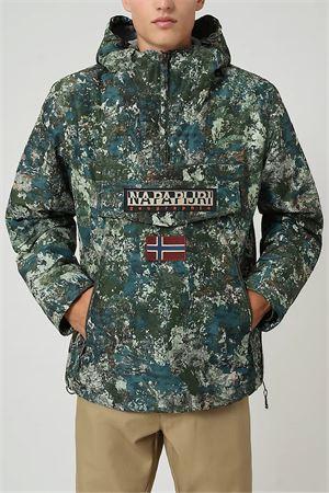NAPAPIJRI Men's Rainforest Poket Print Jacket NAPAPIJRI | Jacket | NP0A4EGWF2U1