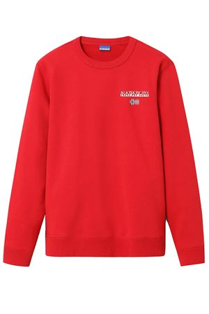 NAPAPIJRI Sweatshirt Man Model Ice NAPAPIJRI | Sweatshirt | NP0A4EHRR171