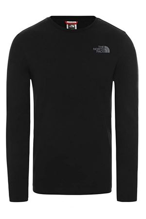 THE NORTH FACE Men's T-Shirt Long sleeves Easy model THE NORTH FACE | T-Shirt | 2TX1KZ2