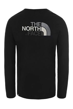 THE NORTH FACE T-Shirt Uomo Maniche lunghe Modello Easy THE NORTH FACE | T-Shirt | 2TX1KZ2