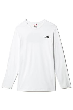 THE NORTH FACE T-Shirt Uomo Maniche lunghe Modello Easy THE NORTH FACE | T-Shirt | 2TX1LA9