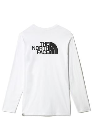 THE NORTH FACE T-Shirt Uomo Maniche lunghe Modello Easy THE NORTH FACE | T-Shirt | 2TX1LA9