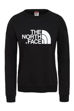 THE NORTH FACE Felpa Donna Modello Drew Peak THE NORTH FACE | Felpa | 3S4GJK3