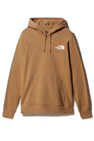 THE NORTH FACE Men's Sweatshirt With Hood and writing THE NORTH FACE | Sweatshirt | 3YDN173