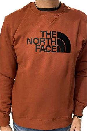 THE NORTH FACE Men's Drew Peak Crew Sweatshirt THE NORTH FACE | Sweatshirt | 4SVRWEW