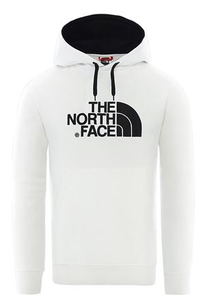THE NORTH FACE Hooded Sweatshirt Man Model Drew Peak THE NORTH FACE | Sweatshirt | AHJYLA9