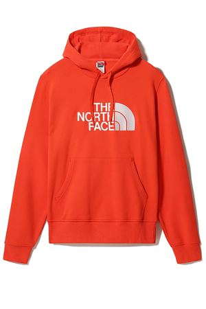 THE NORTH FACE Felpa con Cappuccio Uomo Modello Drew Peak THE NORTH FACE | Felpa | AHJYUT5