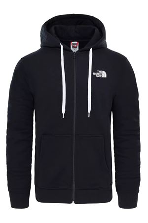 THE NORTH FACE Men's Sweatshirt With Hood and Full Zip Open Gate Model THE NORTH FACE | Sweatshirt | CG46KY4