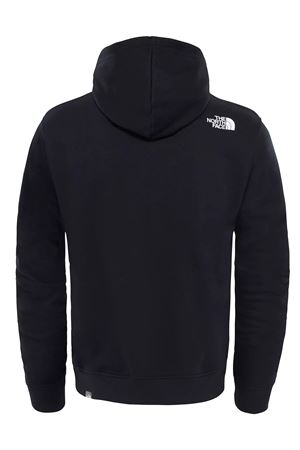 THE NORTH FACE Felpa Uomo Con Cappuccio e Cerniera Integrale Modello Open Gate THE NORTH FACE | Felpa | CG46KY4
