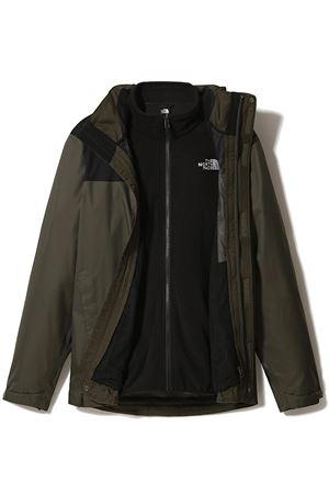 THE NORTH FACE Giubbino Uomo modello Evolve II Triclimate® THE NORTH FACE | Giubbino | CG55BQW