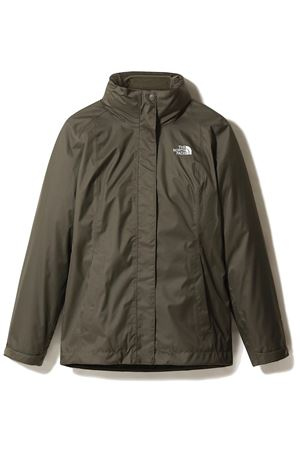 THE NORTH FACE Giubbino Donna Modello Evolve II Triclimate® THE NORTH FACE | Giubbino | CG5621L