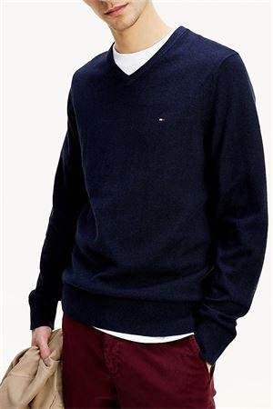 TOMMY HILFIGER Men's Sweater TOMMY HILFIGER | Mesh | MW0MW11673DV6