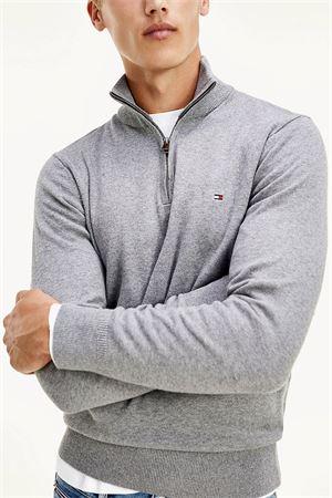 TOMMY HILFIGER Men's Sweater TOMMY HILFIGER | Mesh | MW0MW12983PGU