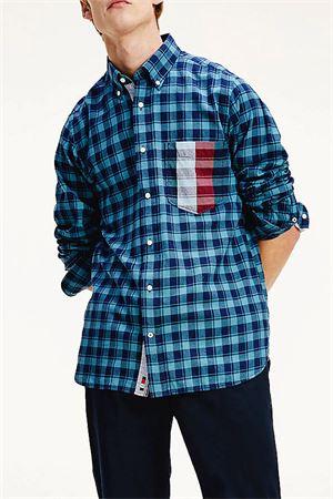 TOMMY HILFIGER Men's Shirt TOMMY HILFIGER | Shirt | MW0MW139450N1