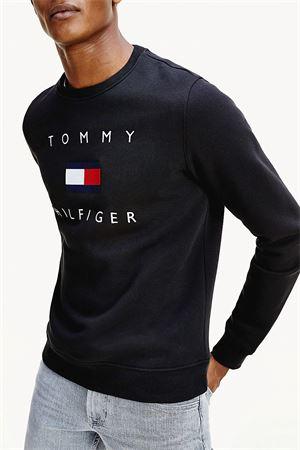 TOMMY HILFIGER Men's Sweatshirt TOMMY HILFIGER   Sweatshirt   MW0MW14204BDS