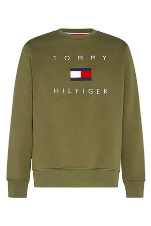 TOMMY HILFIGER Men's Sweatshirt TOMMY HILFIGER | Sweatshirt | MW0MW14204MSH