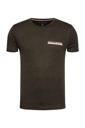 TOMMY HILFIGER T-Shirt Uomo TOMMY HILFIGER | T-Shirt | MW0MW14302BDS