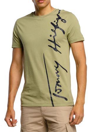 TOMMY HILFIGER Men's T-Shirt TOMMY HILFIGER | T-Shirt | MW0MW14303L9F