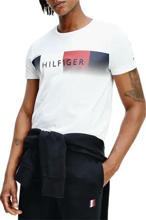 TOMMY HILFIGER Men's T-Shirt TOMMY HILFIGER | T-Shirt | MW0MW14311YBR