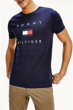 TOMMY HILFIGER Men's T-Shirt TOMMY HILFIGER | T-Shirt | MW0MW14313DW5