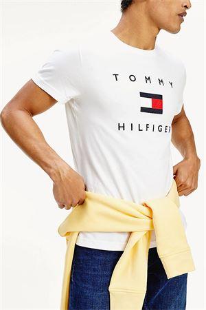 TOMMY HILFIGER Men's T-Shirt TOMMY HILFIGER | T-Shirt | MW0MW14313YBR