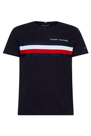 TOMMY HILFIGER Men's T-Shirt TOMMY HILFIGER | T-Shirt | MW0MW14337DW5