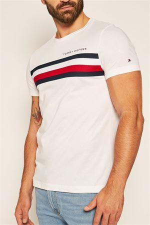 TOMMY HILFIGER Men's T-Shirt TOMMY HILFIGER | T-Shirt | MW0MW14337YBR