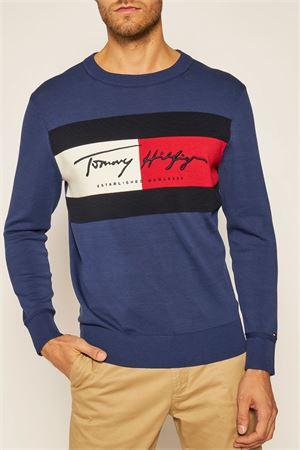 TOMMY HILFIGER Men's Sweatshirt TOMMY HILFIGER   Sweatshirt   MW0MW14424C7H