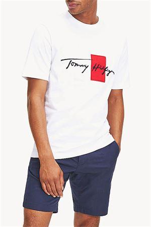 TOMMY HILFIGER Men's T-Shirt TOMMY HILFIGER | T-Shirt | MW0MW15331YBR