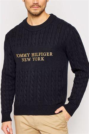 TOMMY HILFIGER Men's Sweater TOMMY HILFIGER | Mesh | MW0MW15460DW5