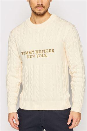 TOMMY HILFIGER Man Sweater TOMMY HILFIGER | Mesh | MW0MW15460YBI