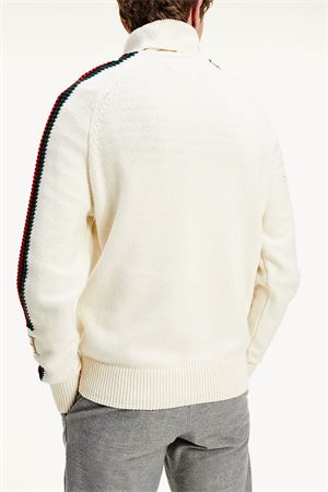 TOMMY HILFIGER Man Sweater TOMMY HILFIGER | Mesh | MW0MW15461YBI