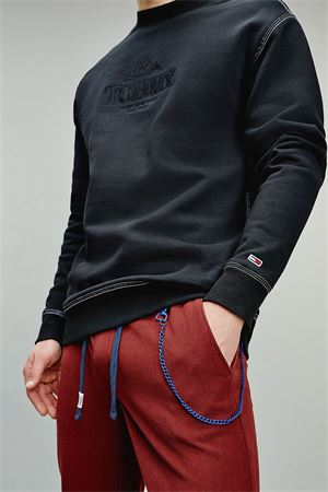 TOMMY JEANS Maglia Uomo TOMMY JEANS | Maglia | DM0DM08722BDS