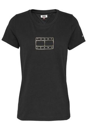 TOMMY JEANS Women's T-Shirt TOMMY JEANS | T-Shirt | DW0DW08473BDS