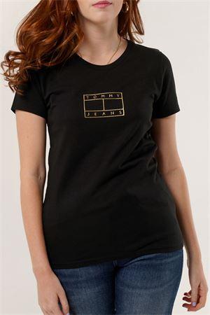 TOMMY JEANS T-Shirt Donna TOMMY JEANS | T-Shirt | DW0DW08473BDS